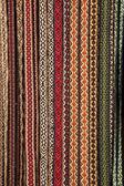Hand-woven belts — Stock Photo