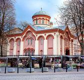 St. Paraskeva Church in Vilnius — Stock Photo