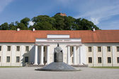 National Museum of Lithuania — Stock Photo