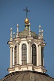Vilnius Cathedral dome — Stock Photo