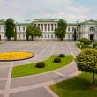 Stock Photo: The Presidential Palace in Vilnius