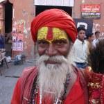 Постер, плакат: Indian oldman