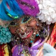 World's most pierced woman — Stock fotografie