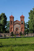 Kościół św — Zdjęcie stockowe