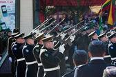 独立の復帰の 20 周年記念 — ストック写真