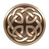 Celtic ornament — Stock Photo