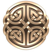Celtic ornament — Stock Photo