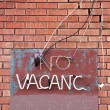 Stock Photo: Vacancy