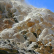 Mammoth Hot Springs — Stock Photo #14874153