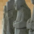 Ancient Korean Statues — Stock Photo