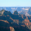 North Rim view - Stock Photo