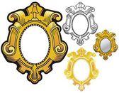 Mirror frame — Stock Vector