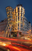 Dancing house - Prague — Stock Photo