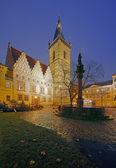 布拉格-新市政厅 — 图库照片