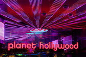 Planet Hollywood Resort and Casino — Zdjęcie stockowe