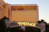 The Mirage in Las Vegas — Stock Photo