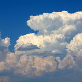 Summer Thunderstorm Clouds — Stock Photo