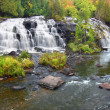 Stock Photo: Bond Falls Scenic Area