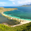 Stock Photo: Beautiful view of Saint Kitts