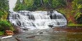 Agate Falls Michigan — Stock Photo