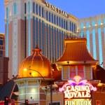 The Venetian Resort Hotel Casino — Stock Photo