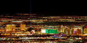 Las Vegas Strip South End — Stock Photo
