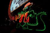 Orleans casino timsah işareti — Stok fotoğraf
