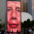 Crown Fountain Chicago — Lizenzfreies Foto