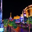 Stock Photo: Las Vegas Strip Lights