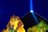 Luxor Las Vegas Hotel and Casino — Stock Photo