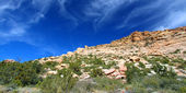 Red Rock Canyon National Conservation Area — Stock Photo
