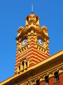 Flinders Street Station Clock Tower — Stock Photo