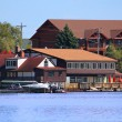 Matt Morgan's Minocqua Wisconsin — Stock Photo