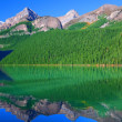 Stock Photo: Lake Louise Banff National Park