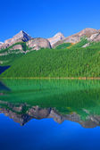 Lake Louise Banff National Park — Stock Photo