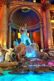 Caesars Palace Sculptures — Stock Photo