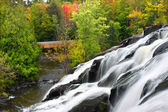 Bond Falls Michigan — 图库照片