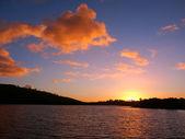 Hopkins River in Australia — Stock Photo