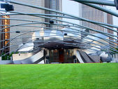 Millennium Park Chicago Illinois — Stockfoto