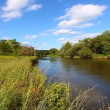Kishwaukee River in Illinois — Wideo stockowe