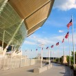 Soldier Field Chicago Illinois — Stock fotografie