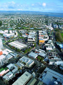 Downtown Auckland New Zealand — Stock Photo