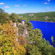 Devils Lake State Park Wisconsin — Stock Photo #24853935