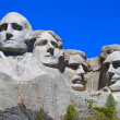 Stock Photo: Mount Rushmore National Memorial
