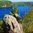 Stock Photo: Devils Lake State Park Wisconsin