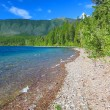 Lake McDonald of Glacier Park — Stock Photo