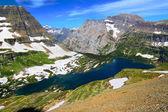 Hidden Lake Glacier National Park — Stock Photo
