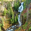 ������, ������: Undine Falls Yellowstone National Park