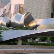 Millennium Park Chicago Illinois — Stock Photo