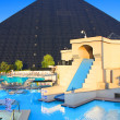 Stock Photo: Luxor Las Vegas Hotel and Casino